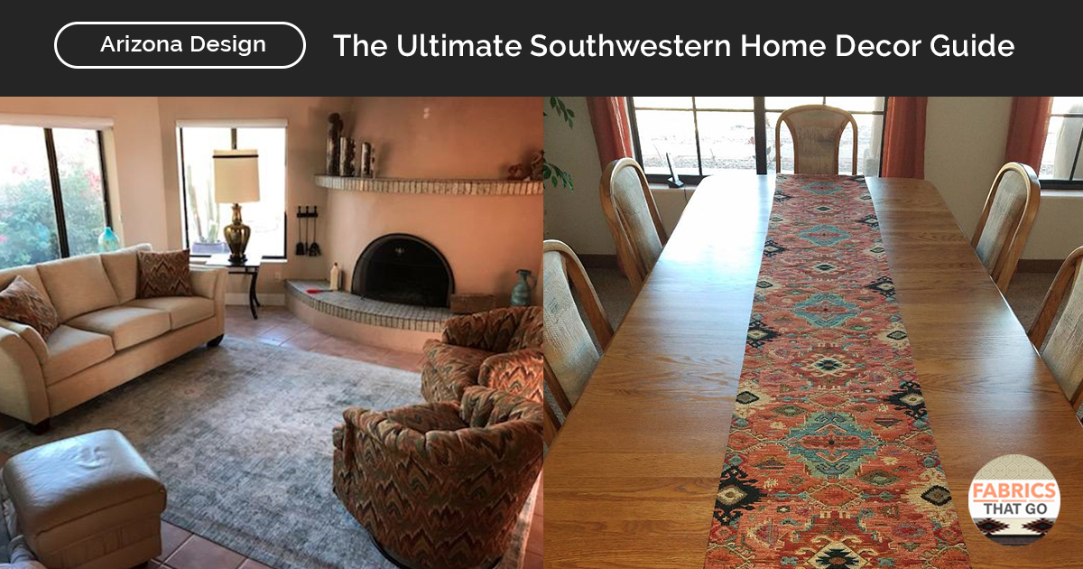 The Ultimate Southwestern Home Decor Guide Fabrics That Go